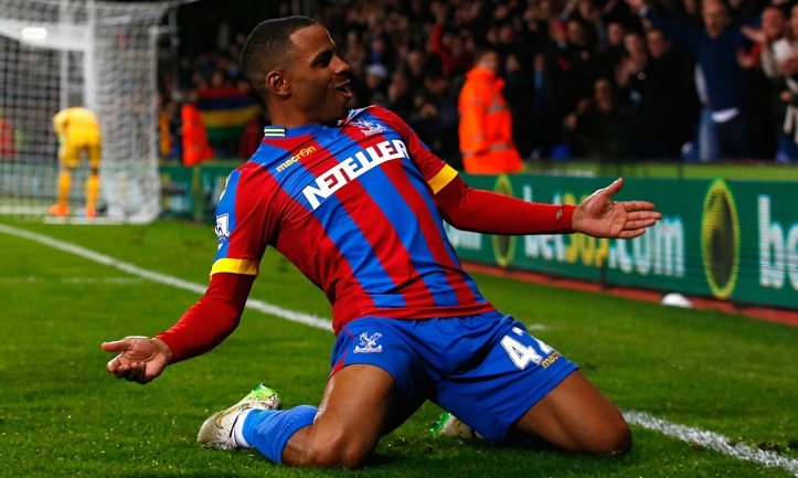 Crystal Palace 2-1 Manchester City